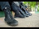Доработка тактической обуви Тюнинг берцев