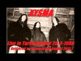 Xysma (Fin) Live in Turku, Finland. 26031989 (audio) Grindcore death metal