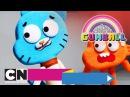 Удивительный мир Гамбола Куклы серия целиком Cartoon Network