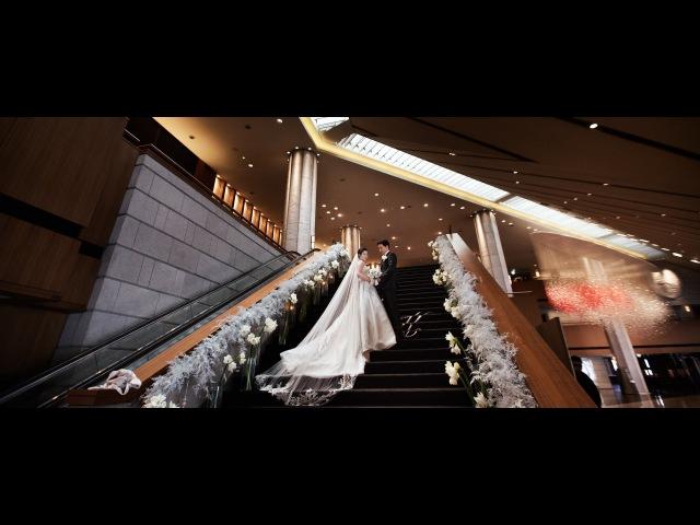 신라호텔 The Shilla 에서 촬영한 영화같은 웨딩DVD by 주노무비