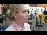 Интервью с двукратной чемпионкой России по тяжелой атлетике на Москоу Стронгмэ ...