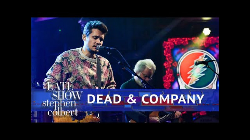 Dead Company - Uncle John's Band (The Late Show with Stephen Colbert)