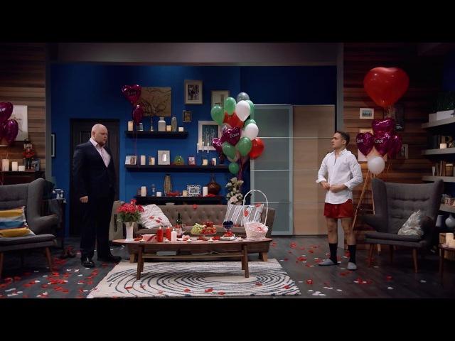 Однажды в России: Коновалов признаётся в любви начальнику из сериала Однажды в ...