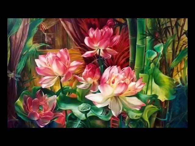 Красивая живопись Vie Dunn-Harr