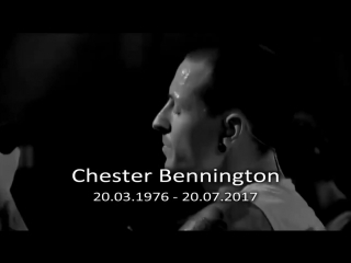 You'll be a rock legend always. (x10)  #RIPChesterBennington