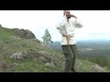 Якутский хомус на вершине Сугомак