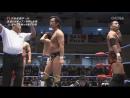 Andy Wu, Jiro Kuroshio, Koji Doi, Tugutaka Sato vs. Fuminori Abe, Naoya Nomura, Yohei Nakajima, Yuma Aoyagi AJPW