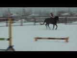 Оля Чибис Прыжки