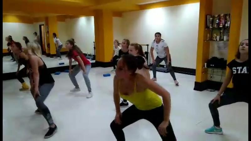 гр. Club Dance (14-18 лет) (Регина Аюпова)