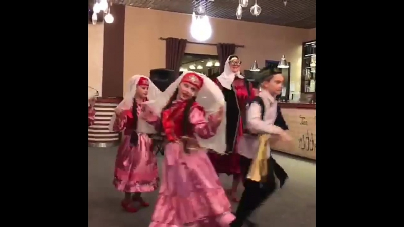 татарский дворик✌