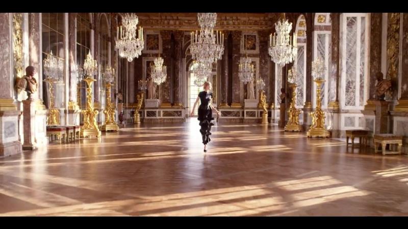 Версаль секретный сад Dior