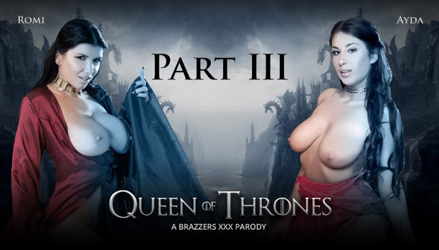 WOW Queen Of Thrones: Part 3 (A XXX Parody) # 1
