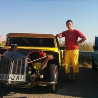 Максим Милютин