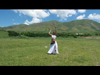 Танец Пастушки (восток) авт. и исп. Рада Дунаева