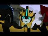 «Трансформеры. Роботы под Прикрытием Сила Объединения» 3 сезон 7 серия. (Озвучка Azazel)