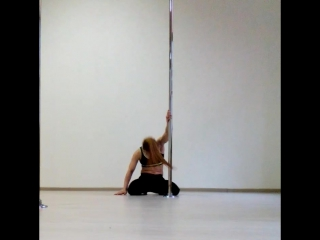 Людмила Букрина. Exotic pole dance choreo | Kat`s dance studio