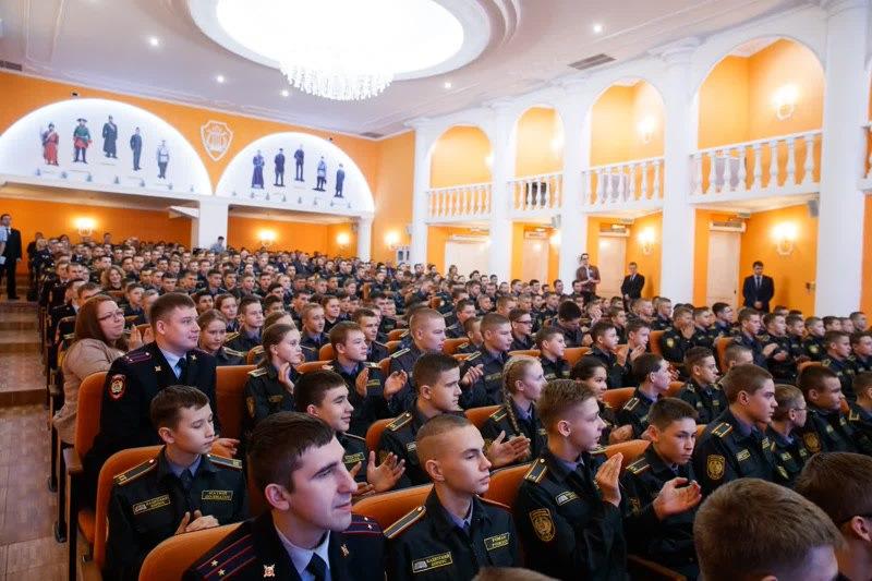 кадеты, пермь, 2017 год