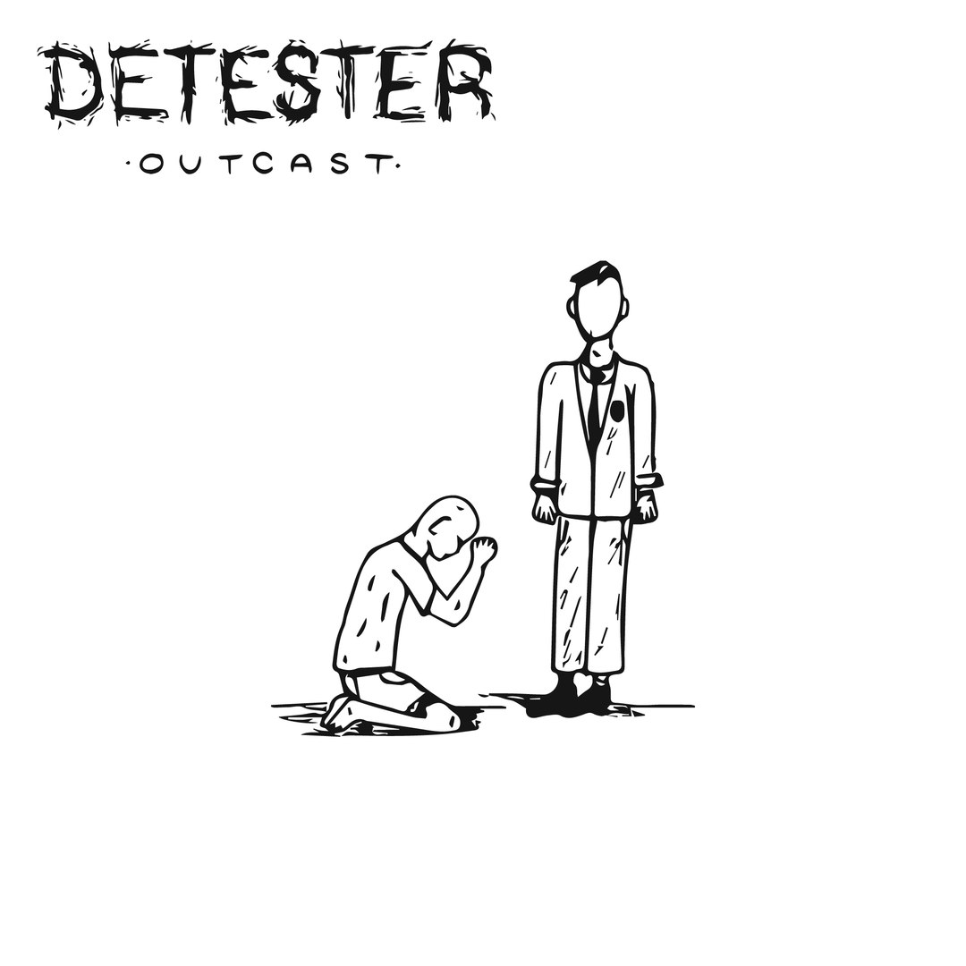 Detester - Outcast [EP] (2017)