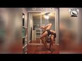 ГИБКИЕ Девушки ПРЕКРАСНЫ - Фитнес гимнастика мотивация
