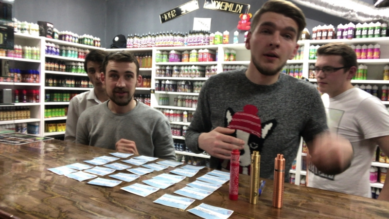 Розыгрыш от Klimenok Vape Shop