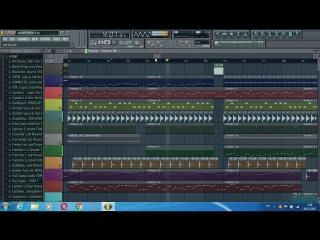 мой проект:) трек>> DJ MaD Ruslan – *NEW YEAR'S night☾ by [2018]