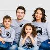 Одинаковая одежда family look | Женская одежда