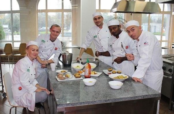 Potato class. Culinary Arts.Сегодня на кухне Swissam – секреты пригот