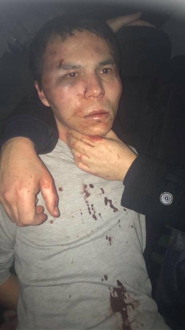 В Турции арестовали подозреваемого в нападении на ночной клуб в Стамбуле
