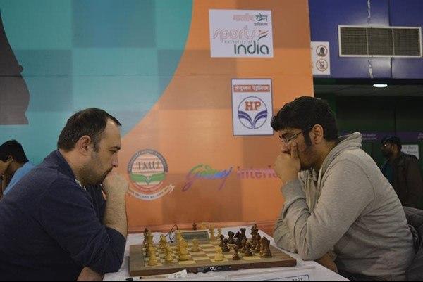 Фаррух Амонатов выиграл Международный турнир в Дели