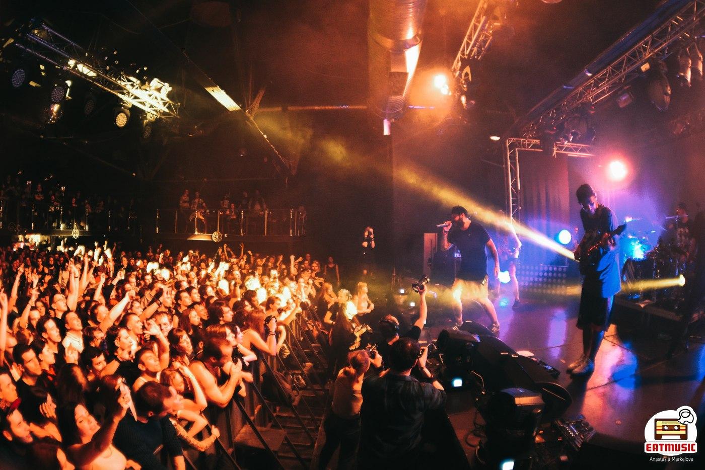 Концерт Stigmata в Volta: юбилейный пожар «Сентября» Анастасия Маркелова