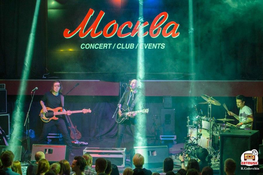 Концерт Jane Air в клубе Москва: привет, пупсики! Роман Головчин