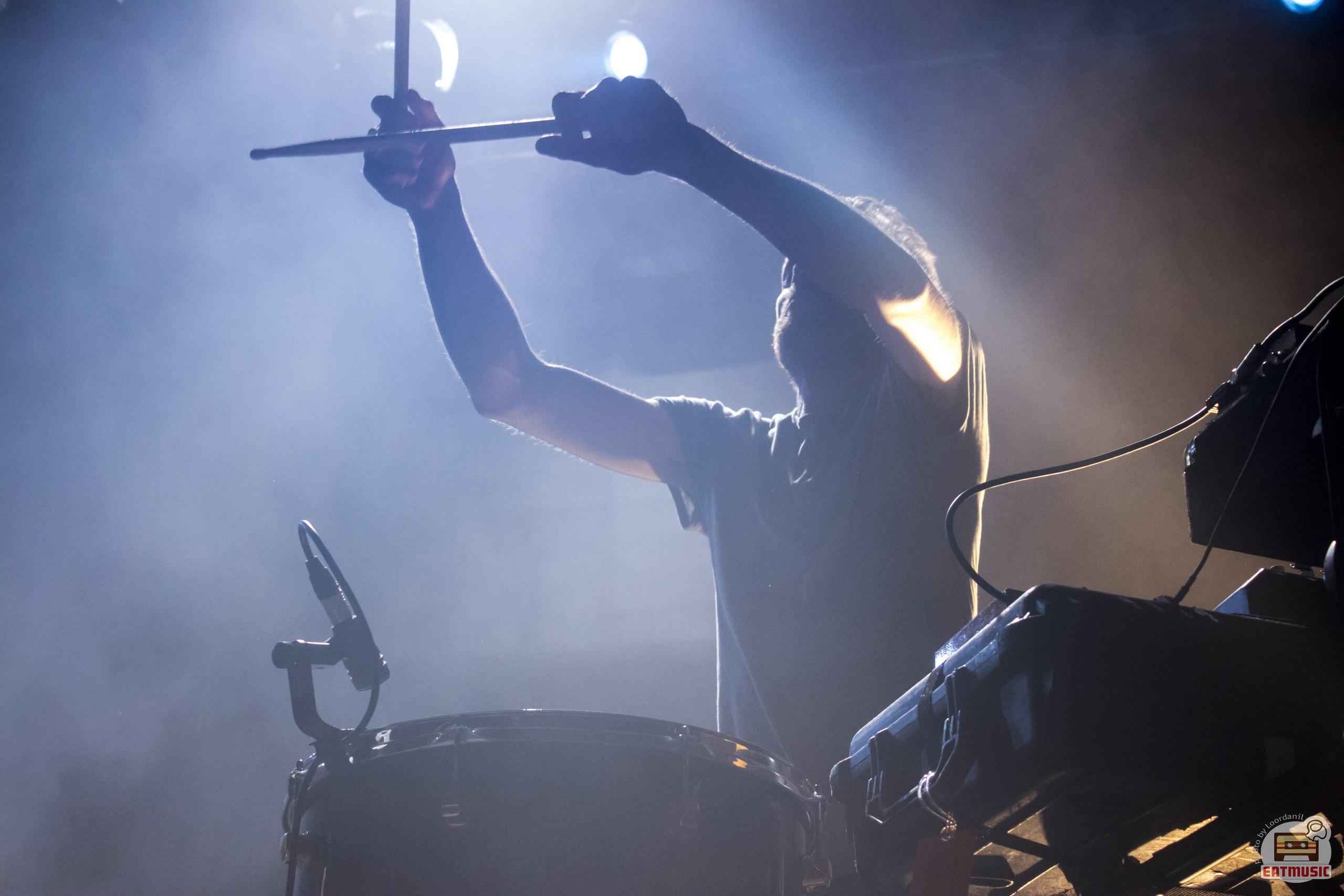 Концерт группы 65daysofstatic в Москве: космос как предчувствие Роман Воронин