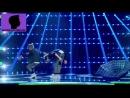 Eksplozja energii na scenie Taneczny duet sprawi że zaczniesz się ruszać