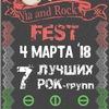 Via and Rock FEST 2018