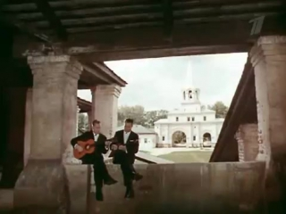 Михаил Рожков и Георгий Миняев  - Танец с саблями