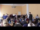 Конкурс в Можайске. 2016 год. Испанский танец Дербенко и Розовая пантера