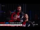 SDLIVE: Kurt Angle The Shield Lead A RAW Raid Of SmackDown (11/14/2017)