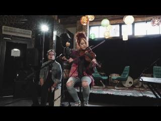 Lindsey Stirling красиво сыграла песню Boulevard of Broken Dreams - (Green Day Cover)