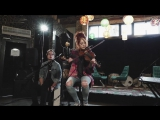 Lindsey Stirling красиво сыграла песню Boulevard of Broken Dreams -  (Green Day Cover)