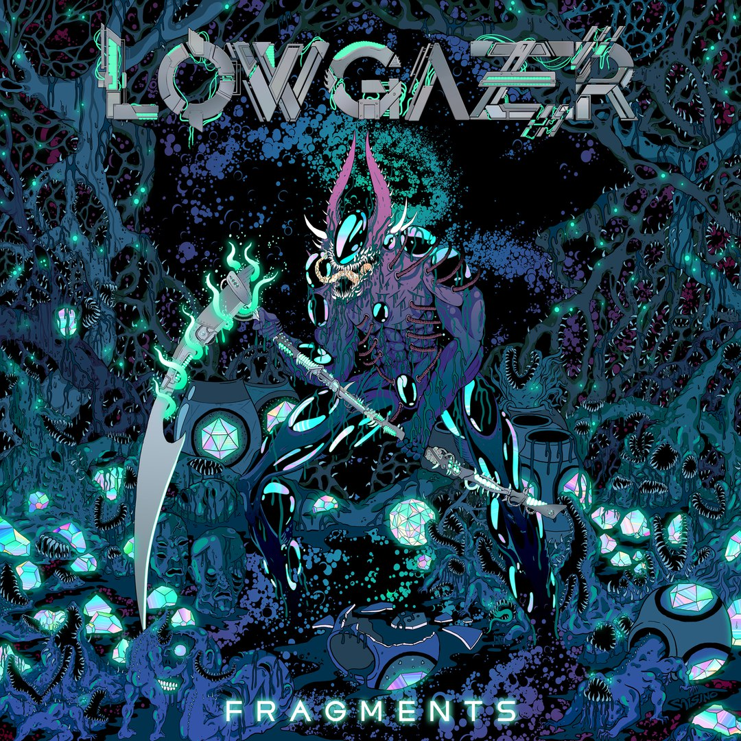 Lowgazer - Fragments [EP] (2017)