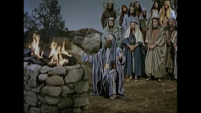 ожившая Библия, Ветхий Завет 1952 (The Living \ Bible)