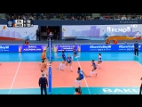 TOP 10 Best Actions by Paola Egonu - HIGHLIGHTS - CEV Womens EuroVolley 2017