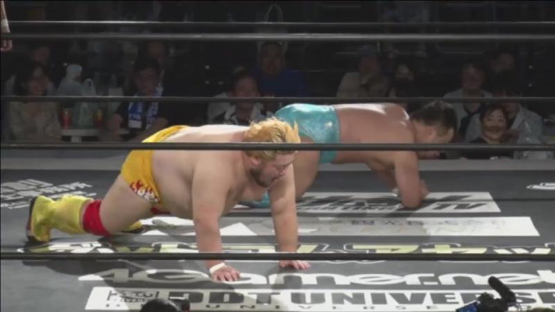 Gota Ihashi (c) vs. Tomomitsu Matsunaga (DDT - Beer Garden Fight 2017 ~ DDT Day ~)