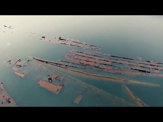 Ships Graveyard, Novik bay, Russky Island, Vladivostok 2017 Кладбище кораблей, Бухта Труда
