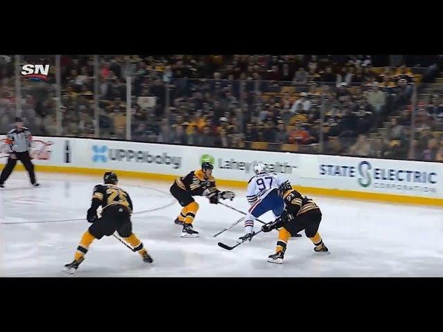 12 Minutes Of Connor McDavid Deking NHL Defenders