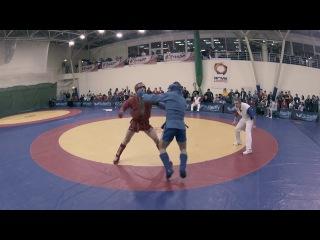 Хабибулаев Алибек (Лангепас) vs Очкин Иван (Тюмень), финал до 74кг.
