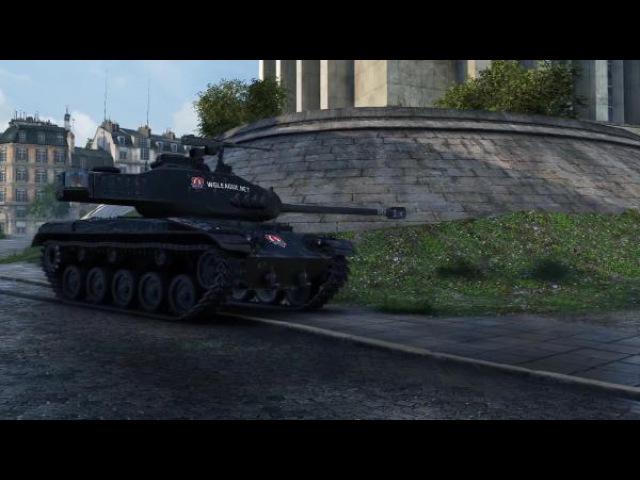 Взрыв из прошлого 30 - Black Edition [World of Tanks]