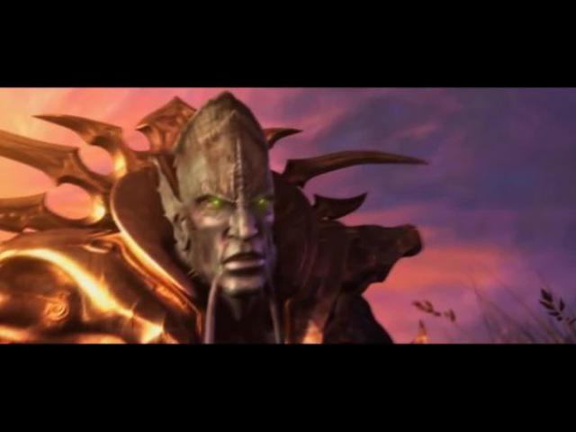 World of Warcraft - Кто сильнее Архимонд или Килджеден