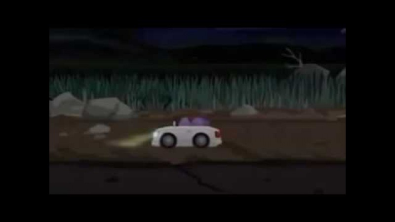 South Park: Member Berries - Car Ride Scene