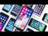 Как менялся дизайн iPhone на протяжении 10 лет